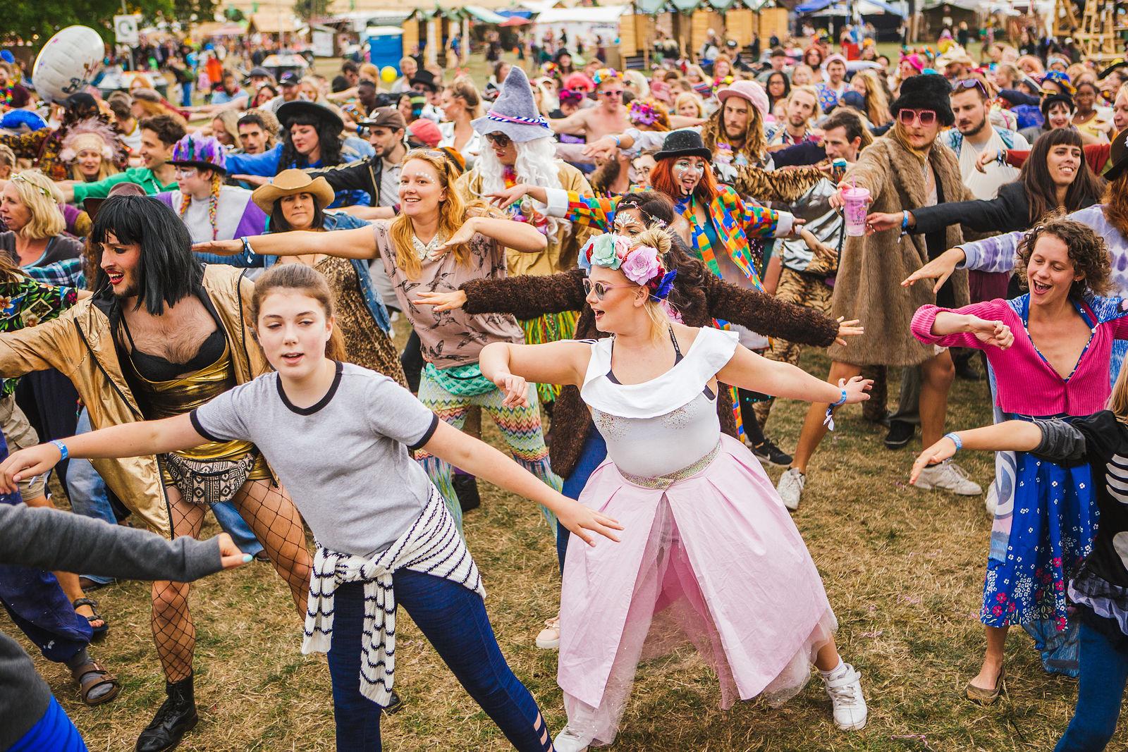 Shania Twain Flashmob Dance Flashmob