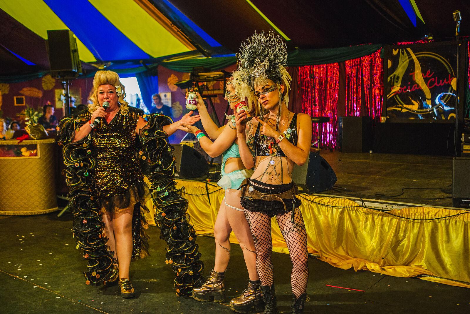 Social Club Cabaret