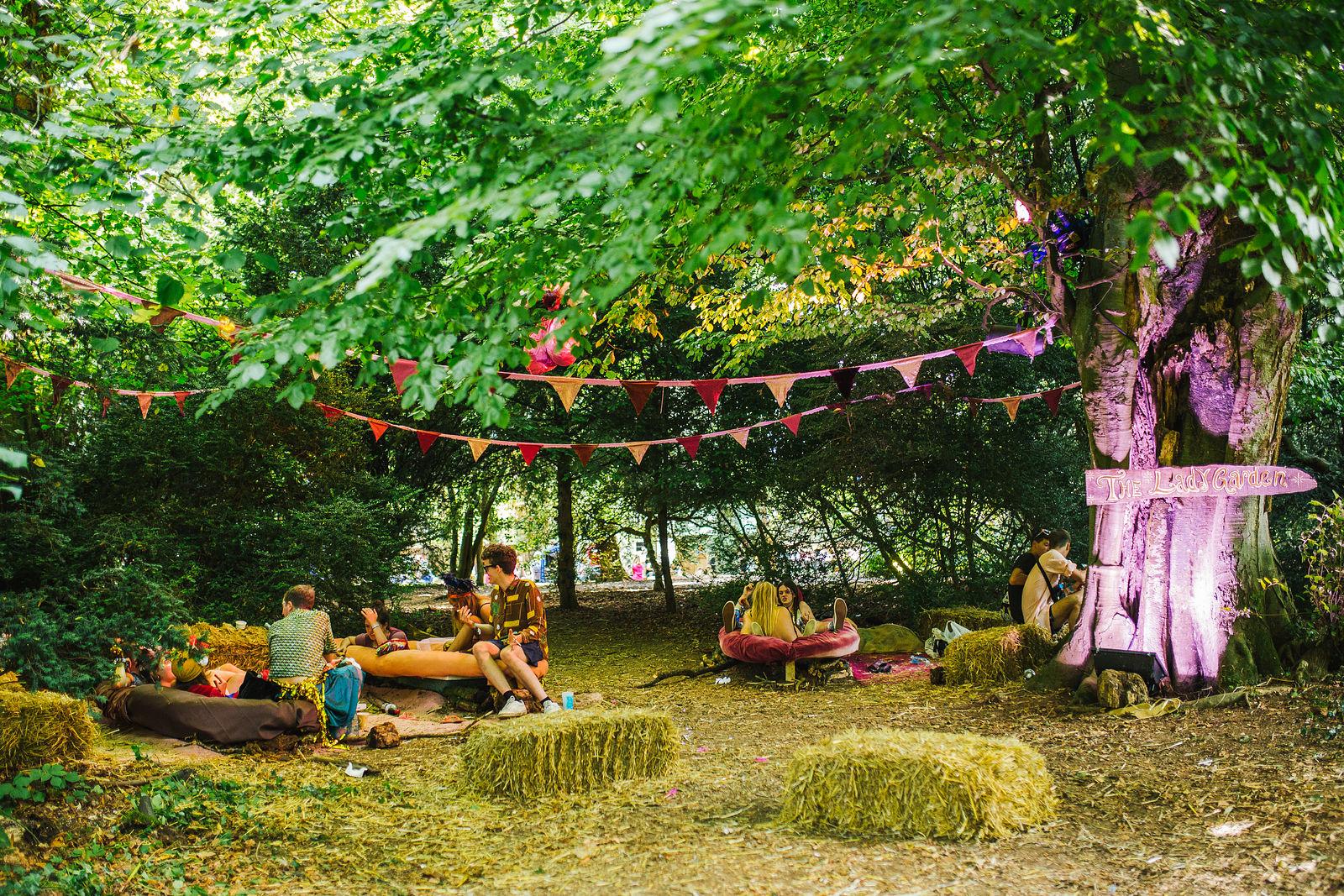 The Lady Garden