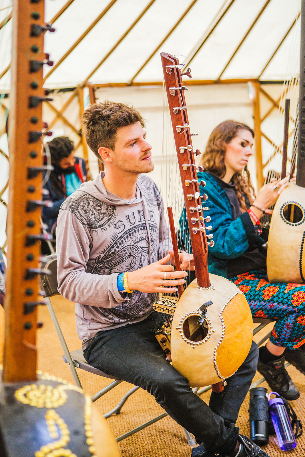 Josh Doughty - The Kora Workshop