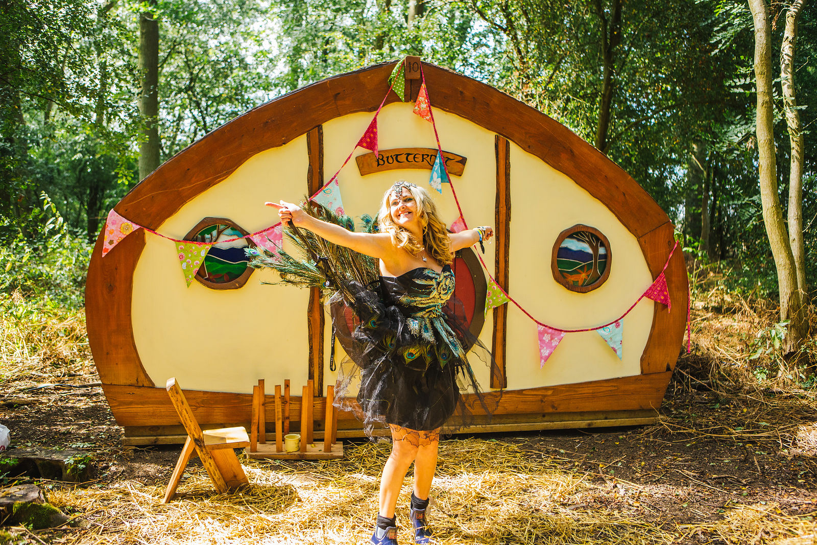 Hobit Huts - Glamping