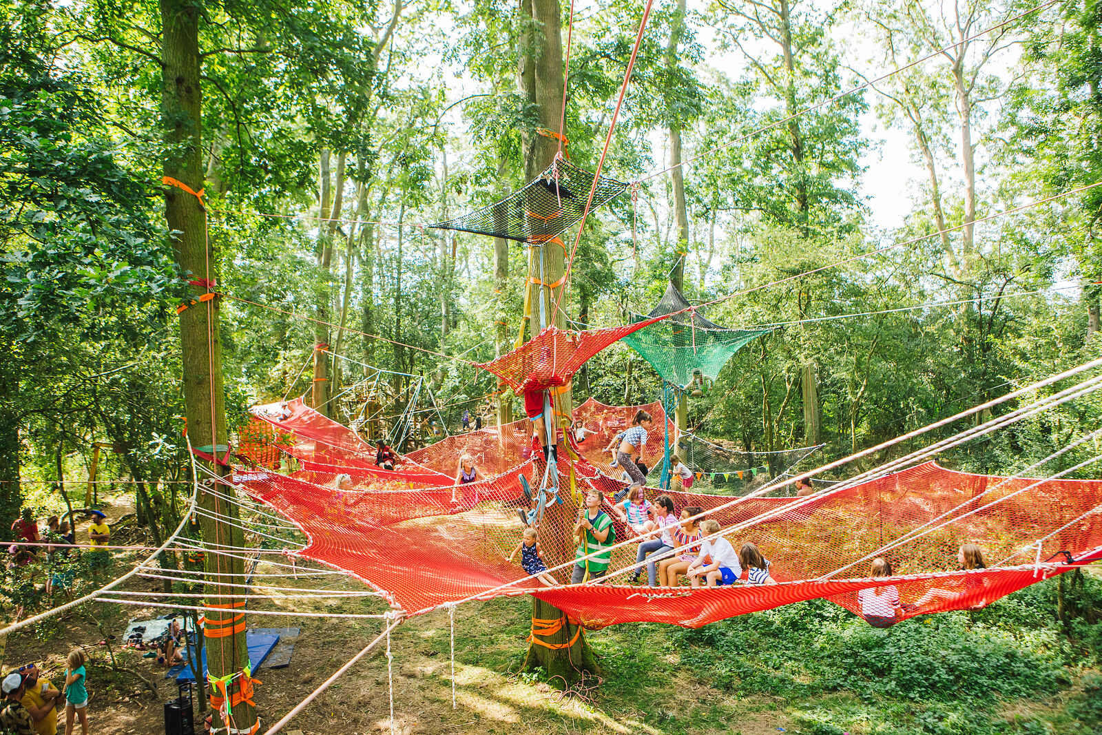 Woodland Tribe