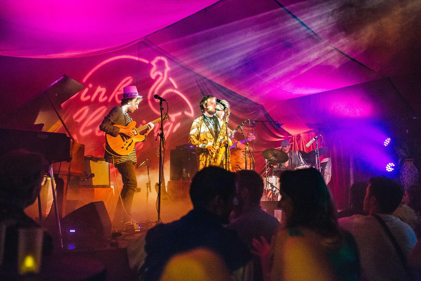 Pink Flamingo Jazz Club