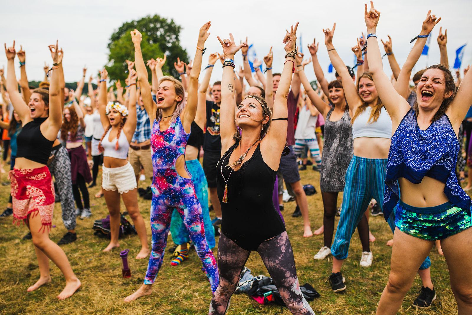 Power Ballad Yoga