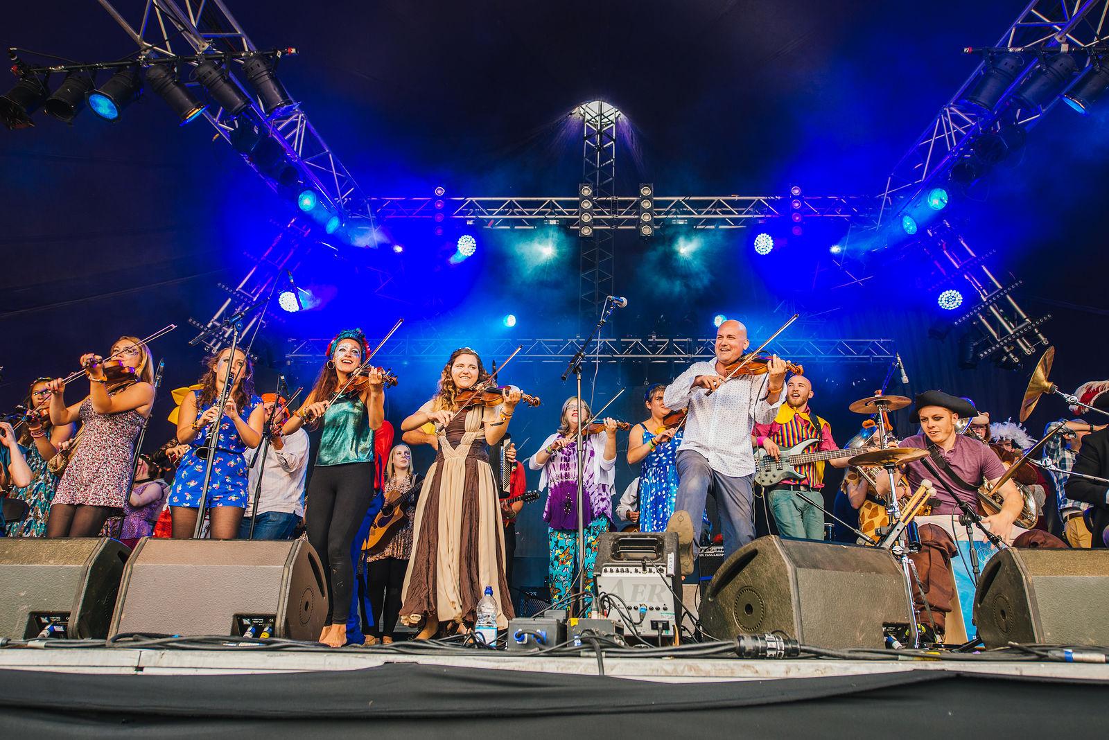 The Folk Ensemble