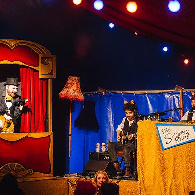 The Smoking Puppet Cabaret