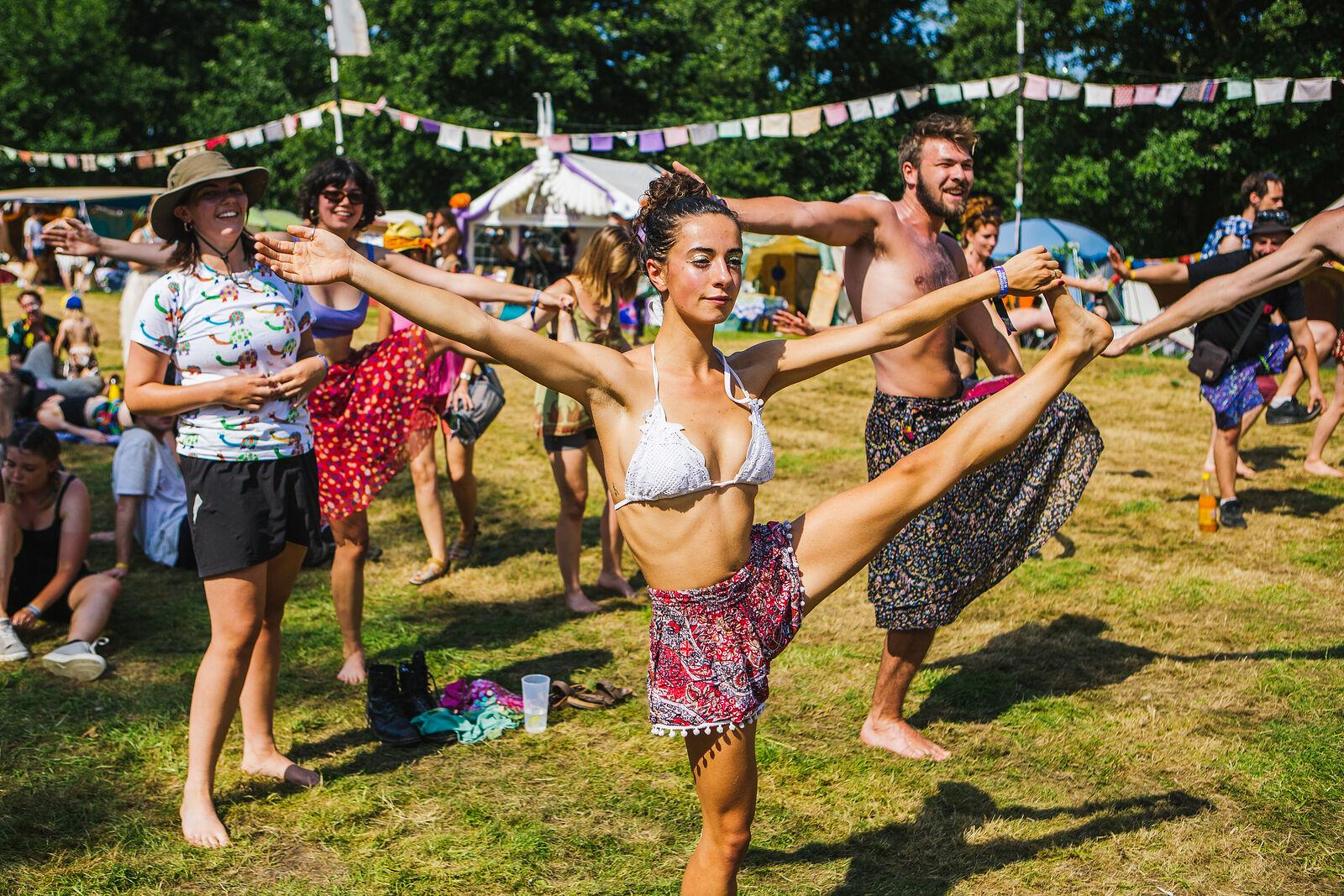 Anthem Yoga with Sue Wood