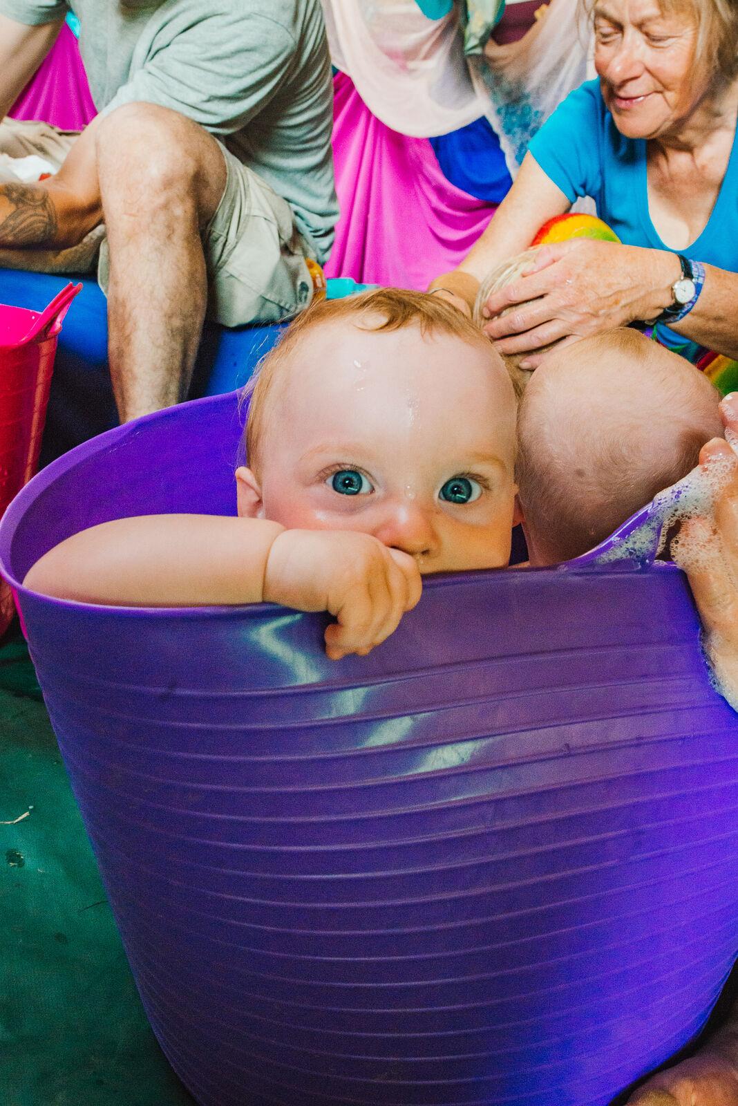 Rub a Dub Tub Baby Baths