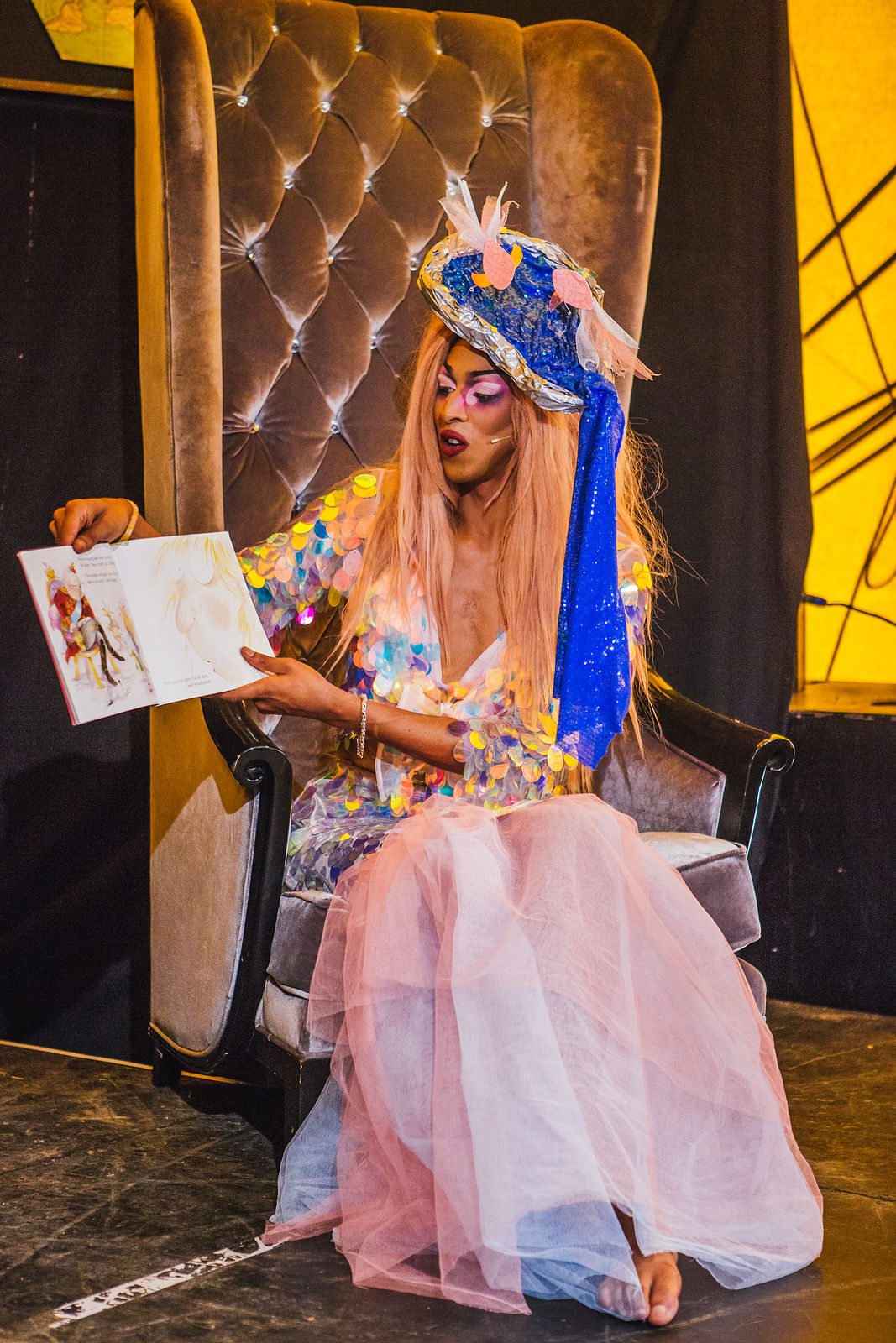 Drag Queen Storytelling