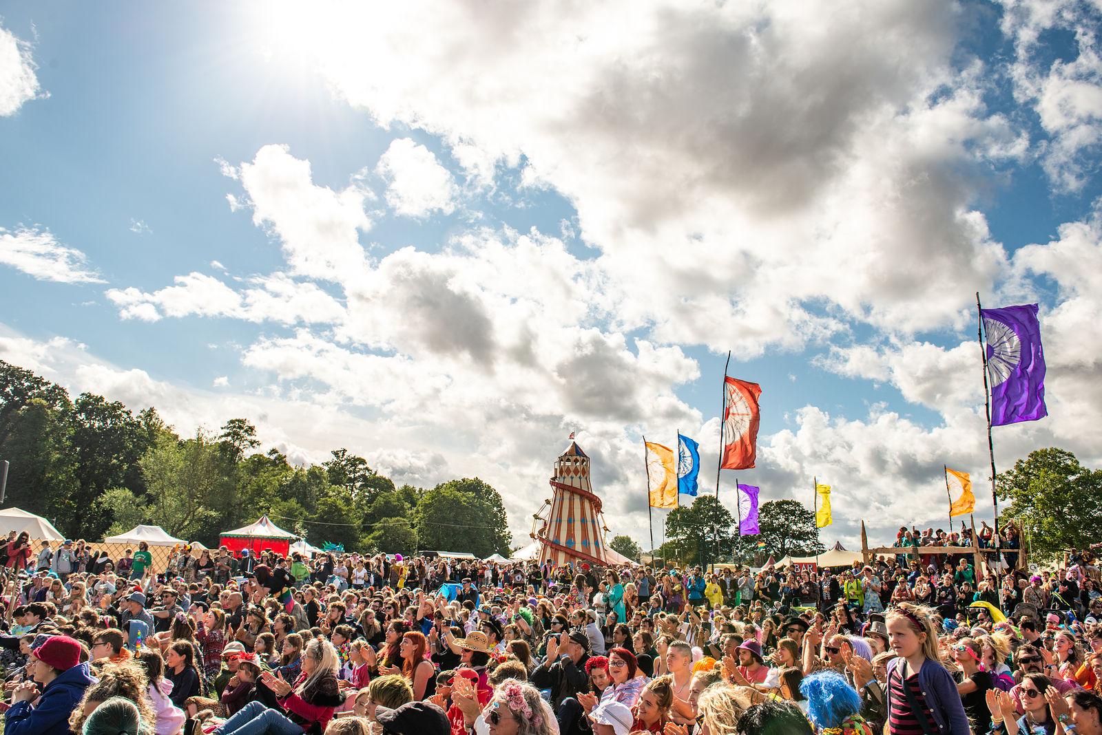 Shambala Festival 2018