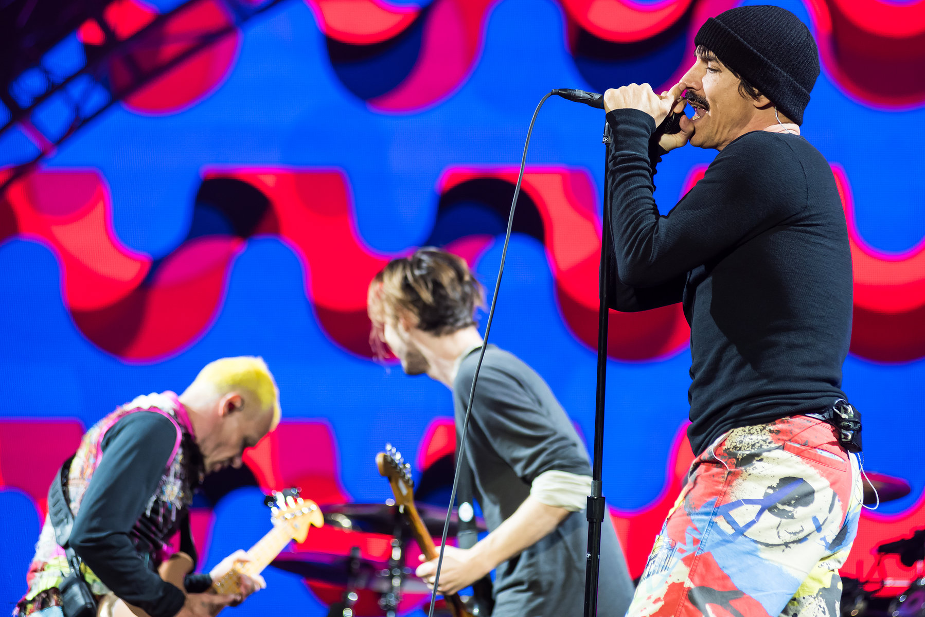 The Red Hot Chilli Peppers // Leeds Festival 2016