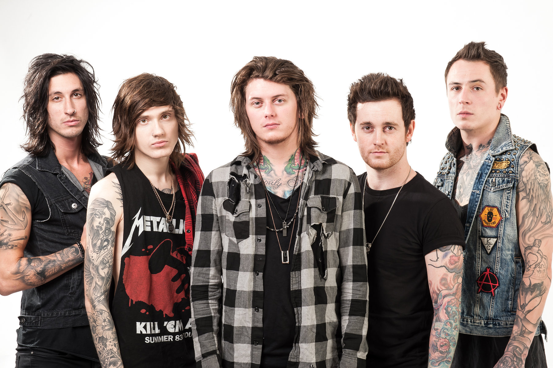 Asking Alexandria // 2015