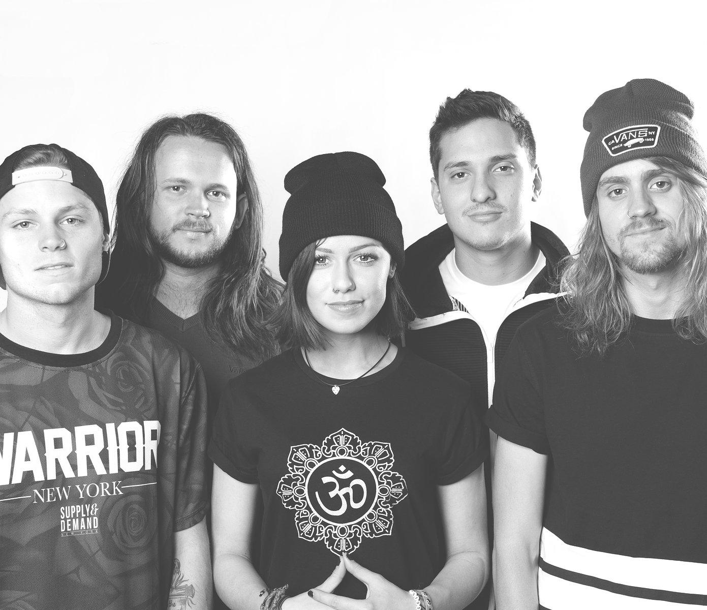 Tonight Alive // December 2014
