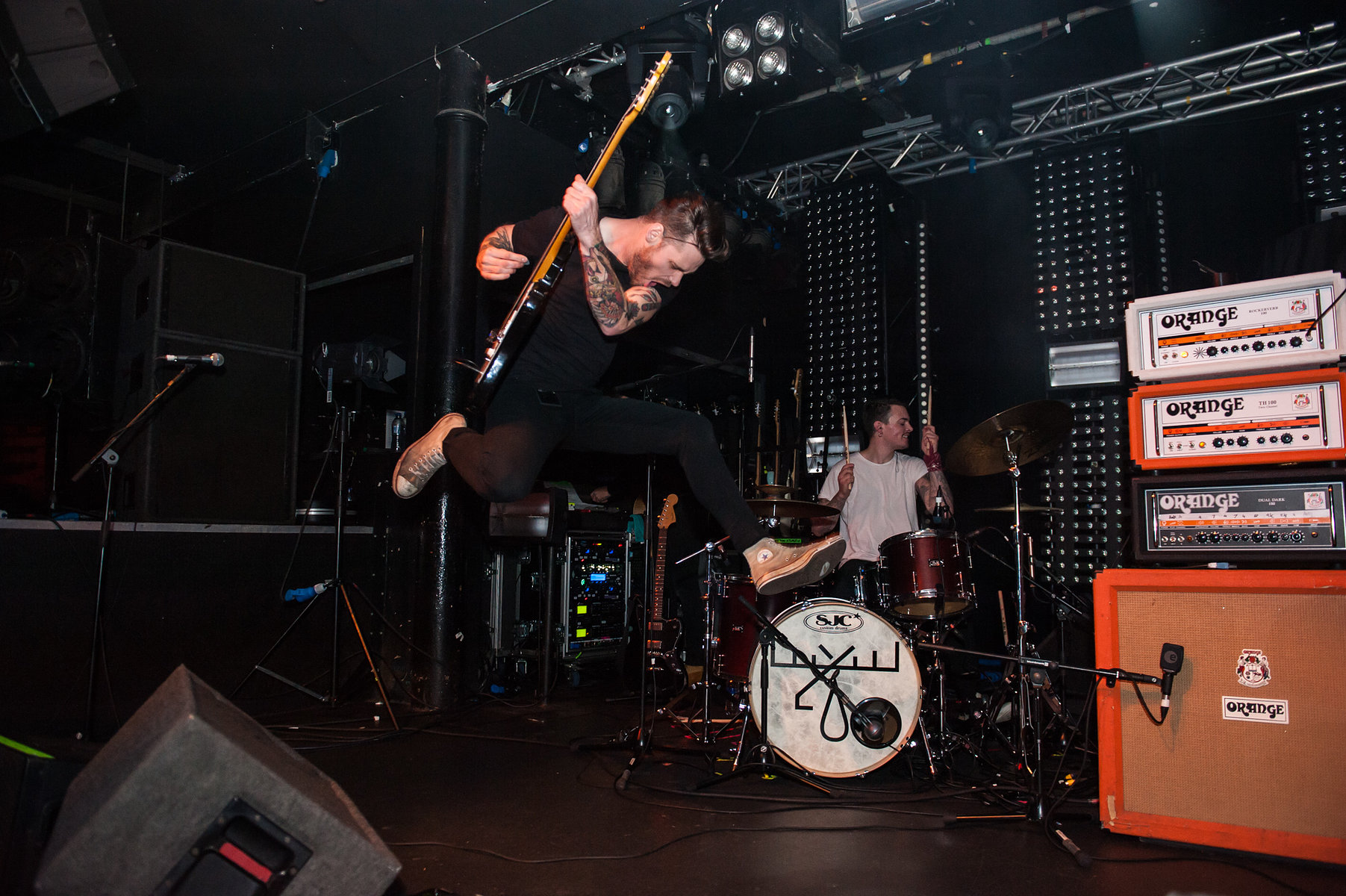 Brawlers // Nottingham