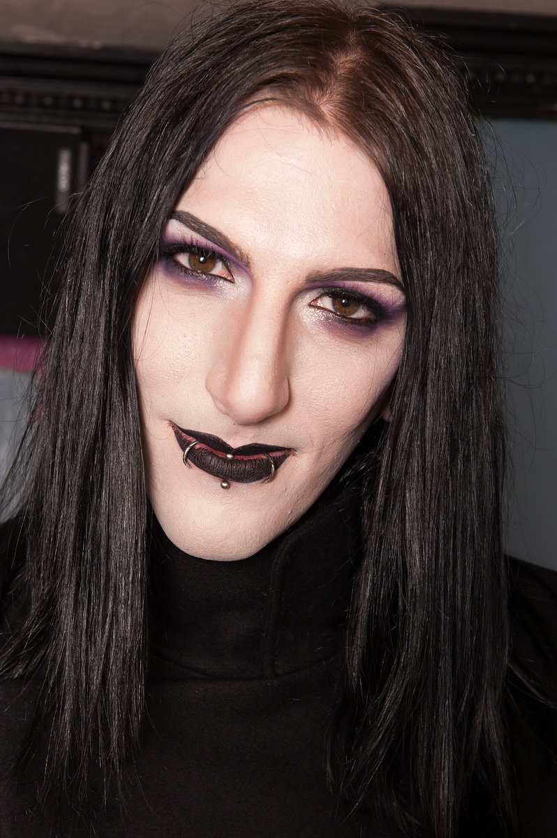 Chris Motionless // Motionless In White // 2016