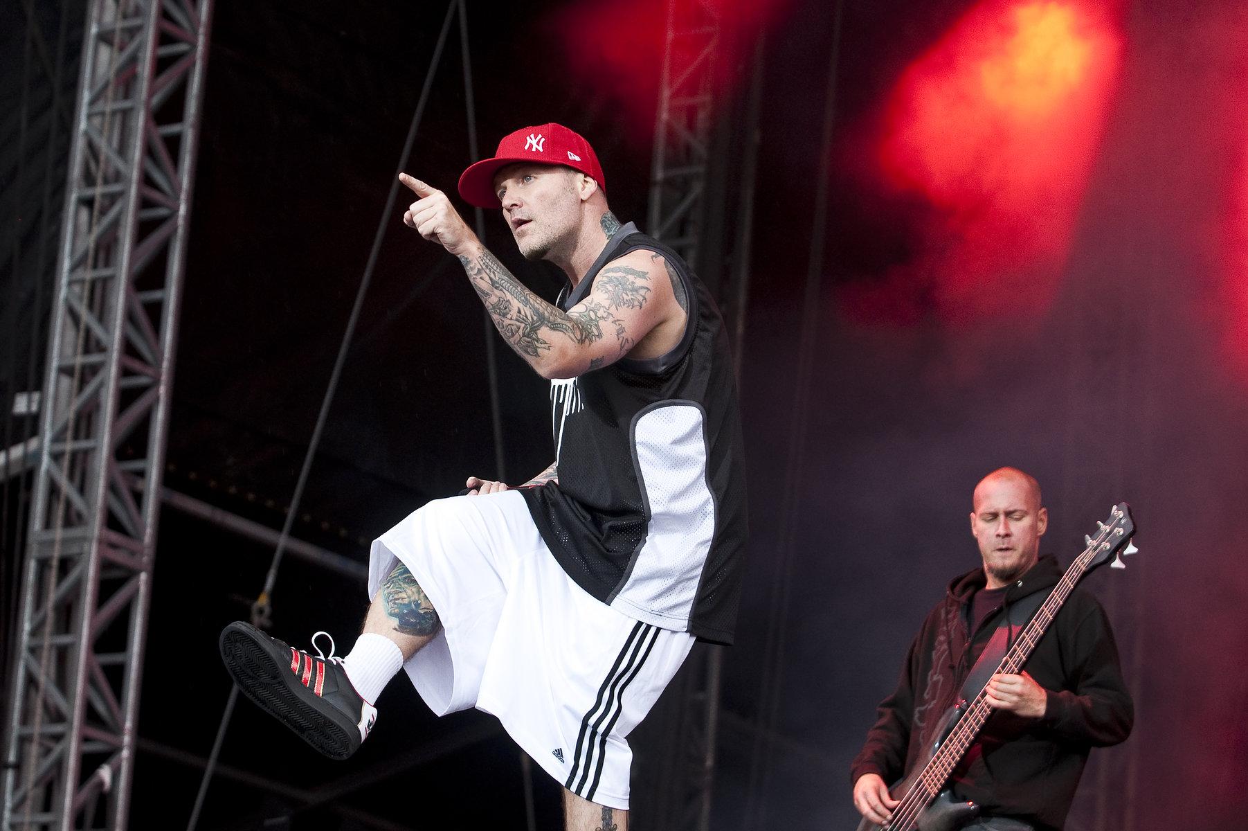 Limp Bizkit // Sonisphere 2011