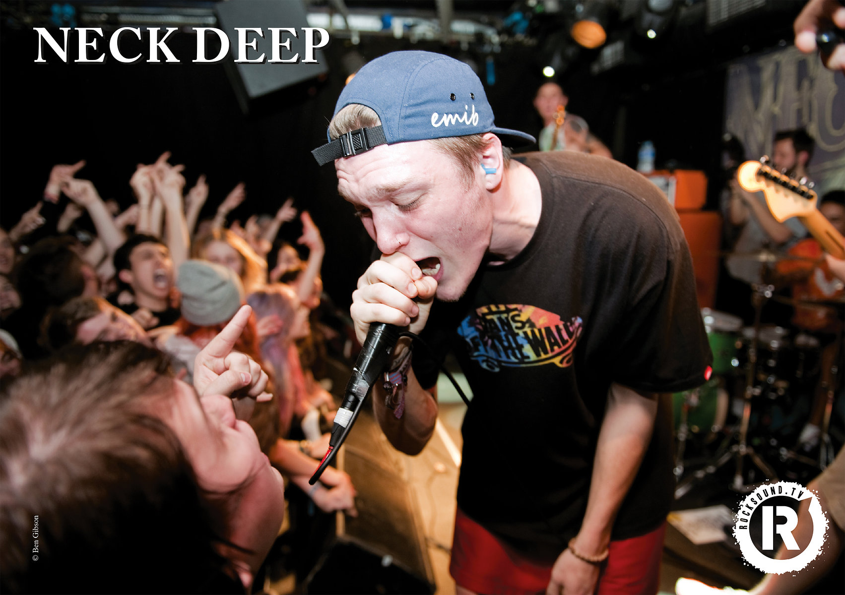 Neck Deep // Rock Sound, April 2014