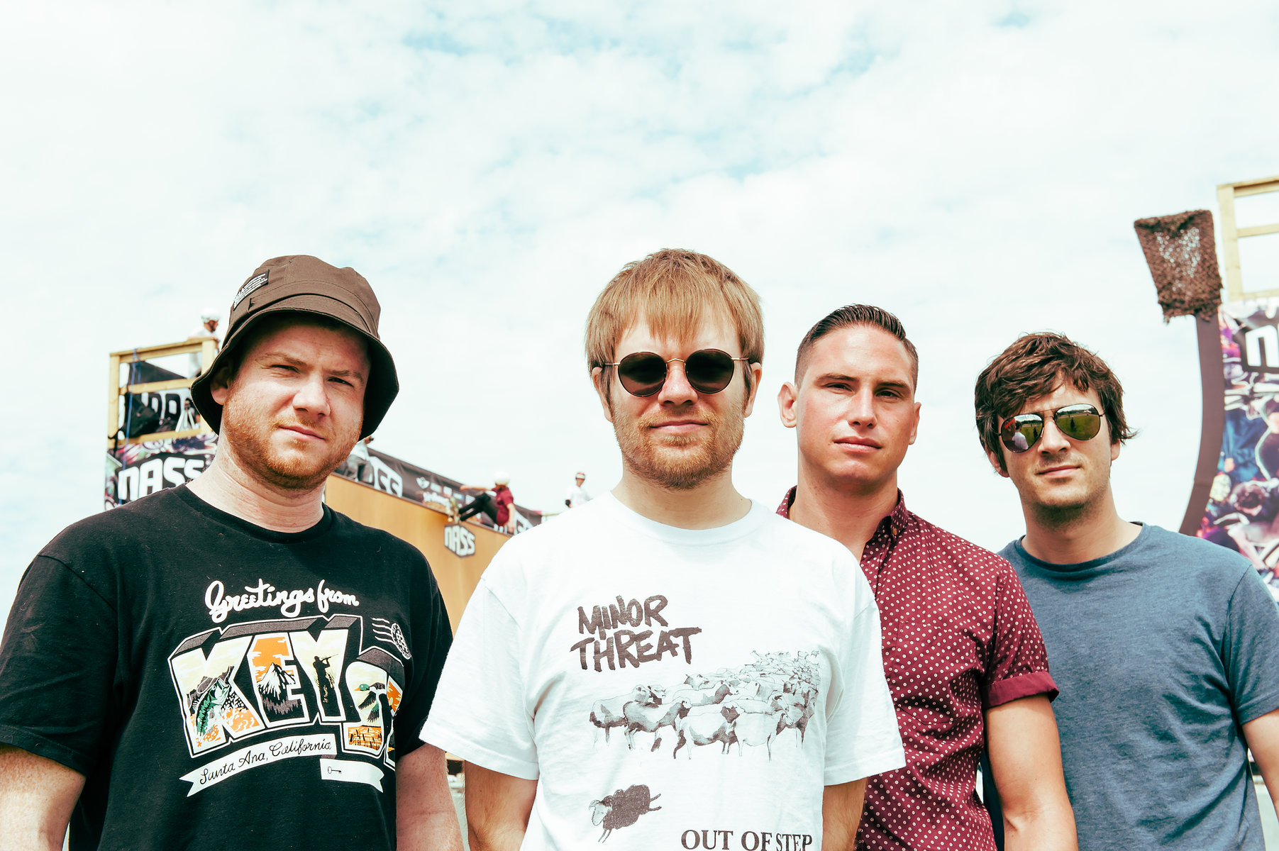 Enter Shikari // Rock Sound // NASS 2015