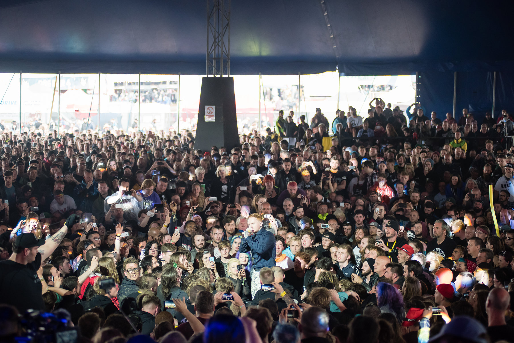 Frank Carter & The Rattlesnakes // Download 2016