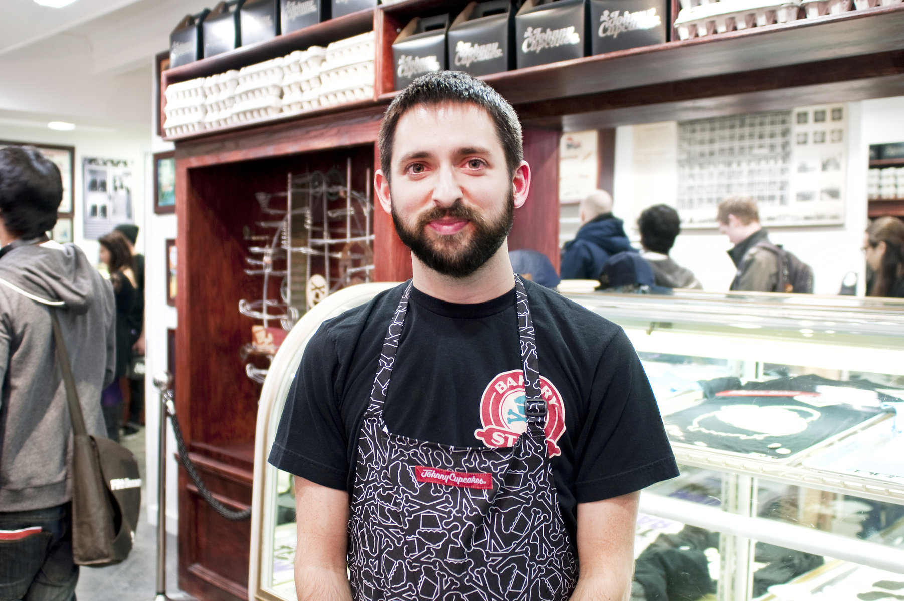 Johnny Cupcakes // London