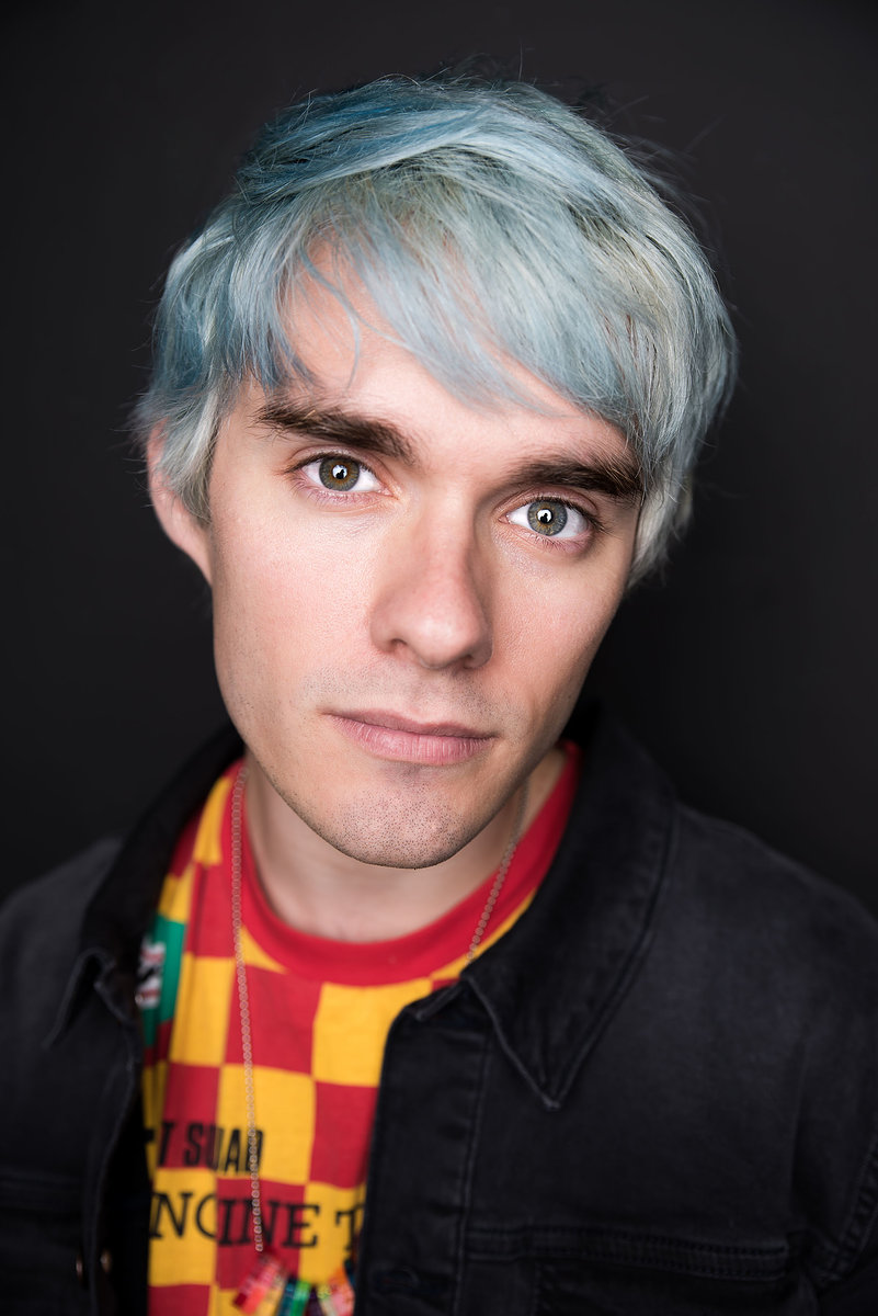 Awsten Knight // Waterparks // 2017