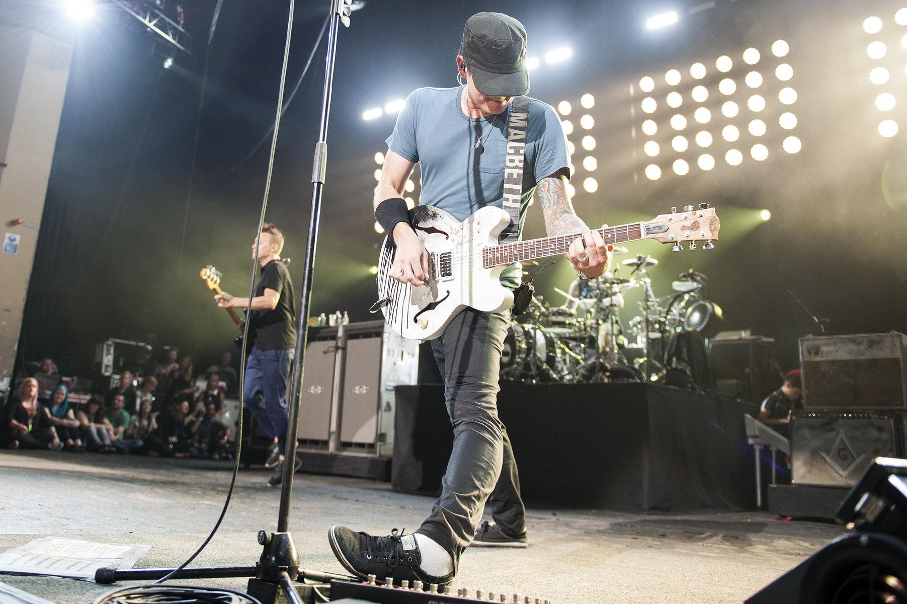 Blink 182 // Brixton 2014