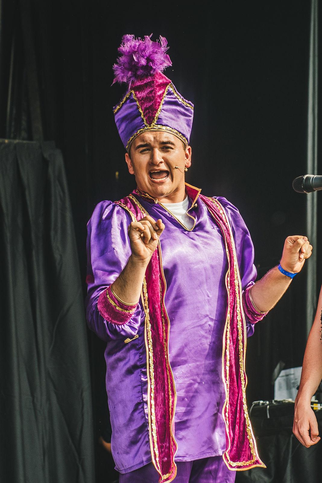 Geronimo Festival Knebworth 2018