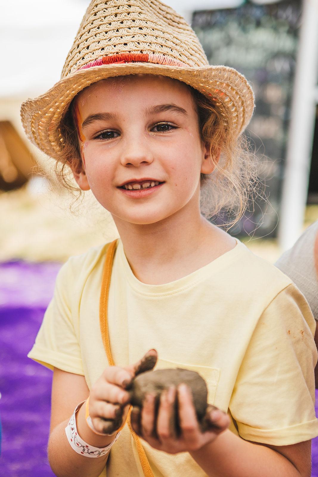 Clay Animals Workshop