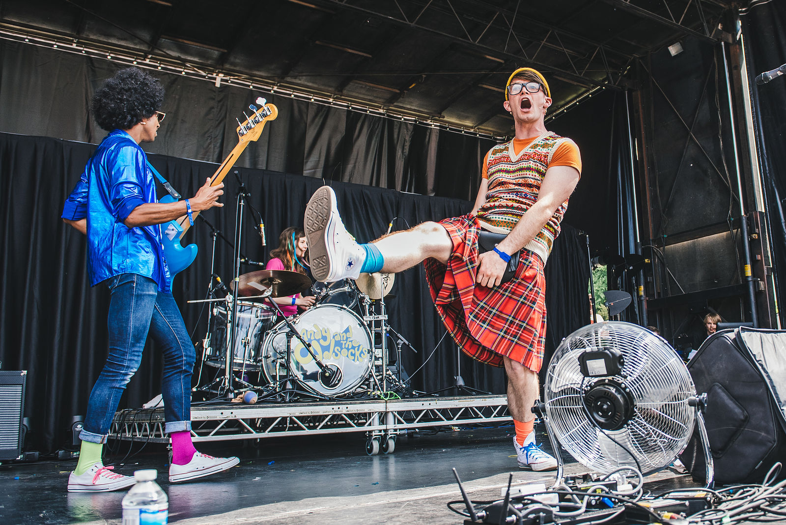 Andy & The Odd Socks