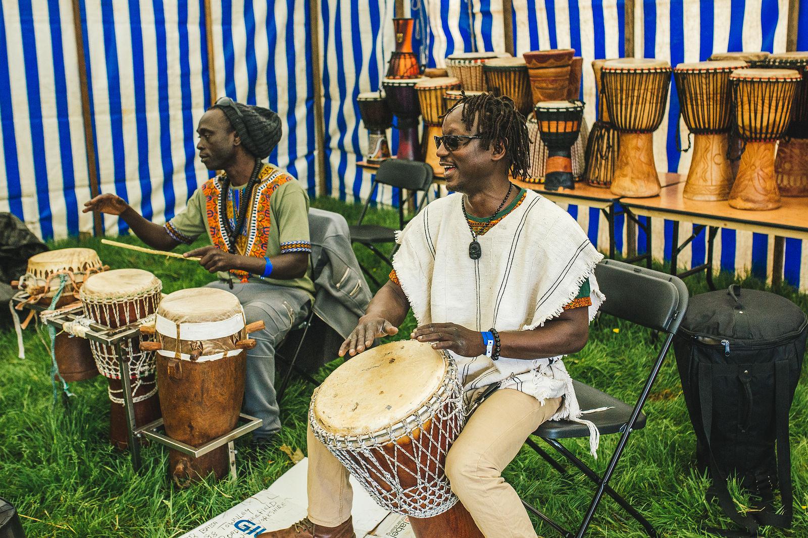 Beat Feet Drumming