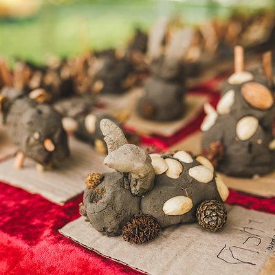 Clay Creatures