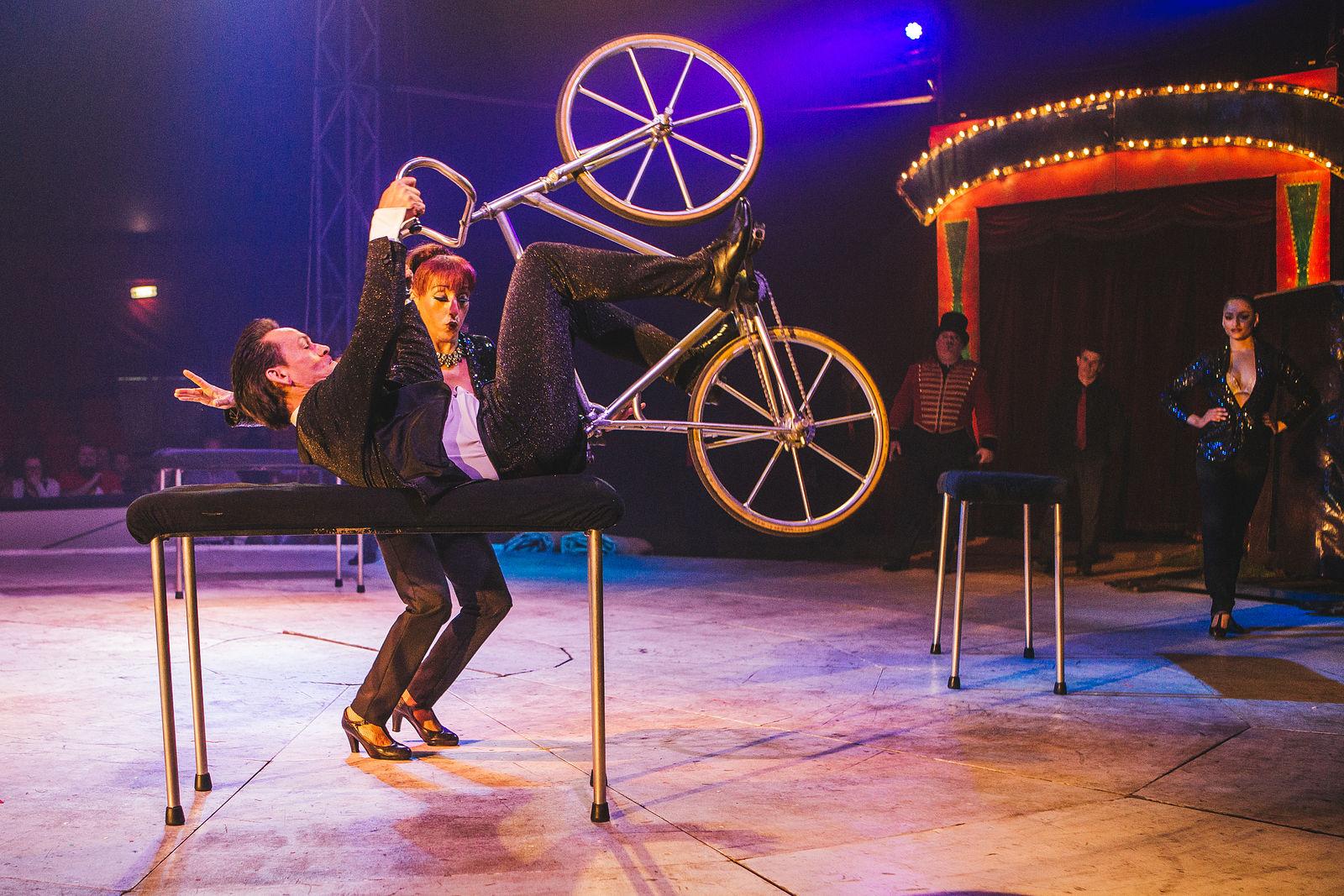 Gandy's Circus