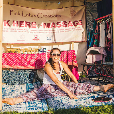 Pink Lotus Massage