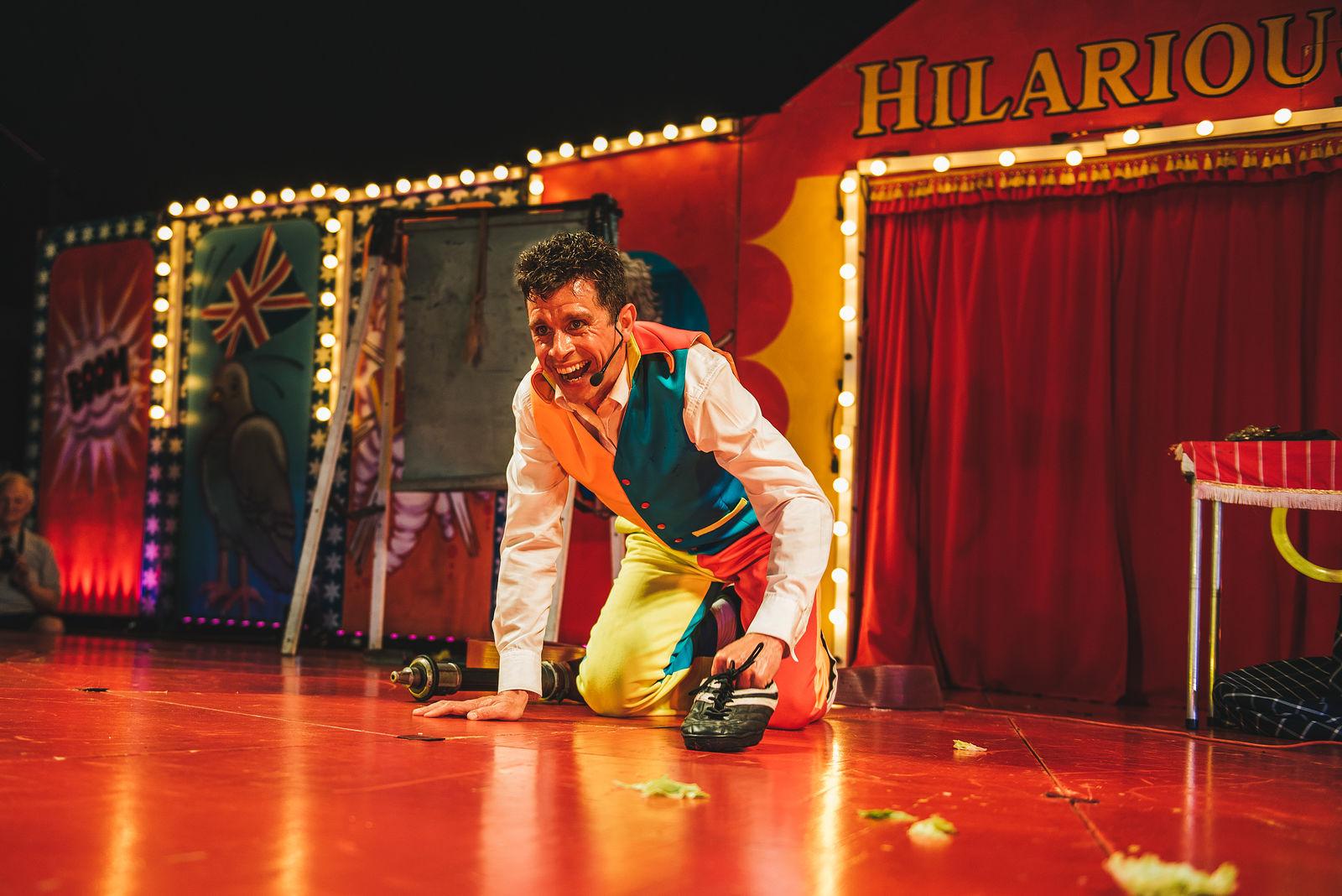 Cirque Du Hilarious