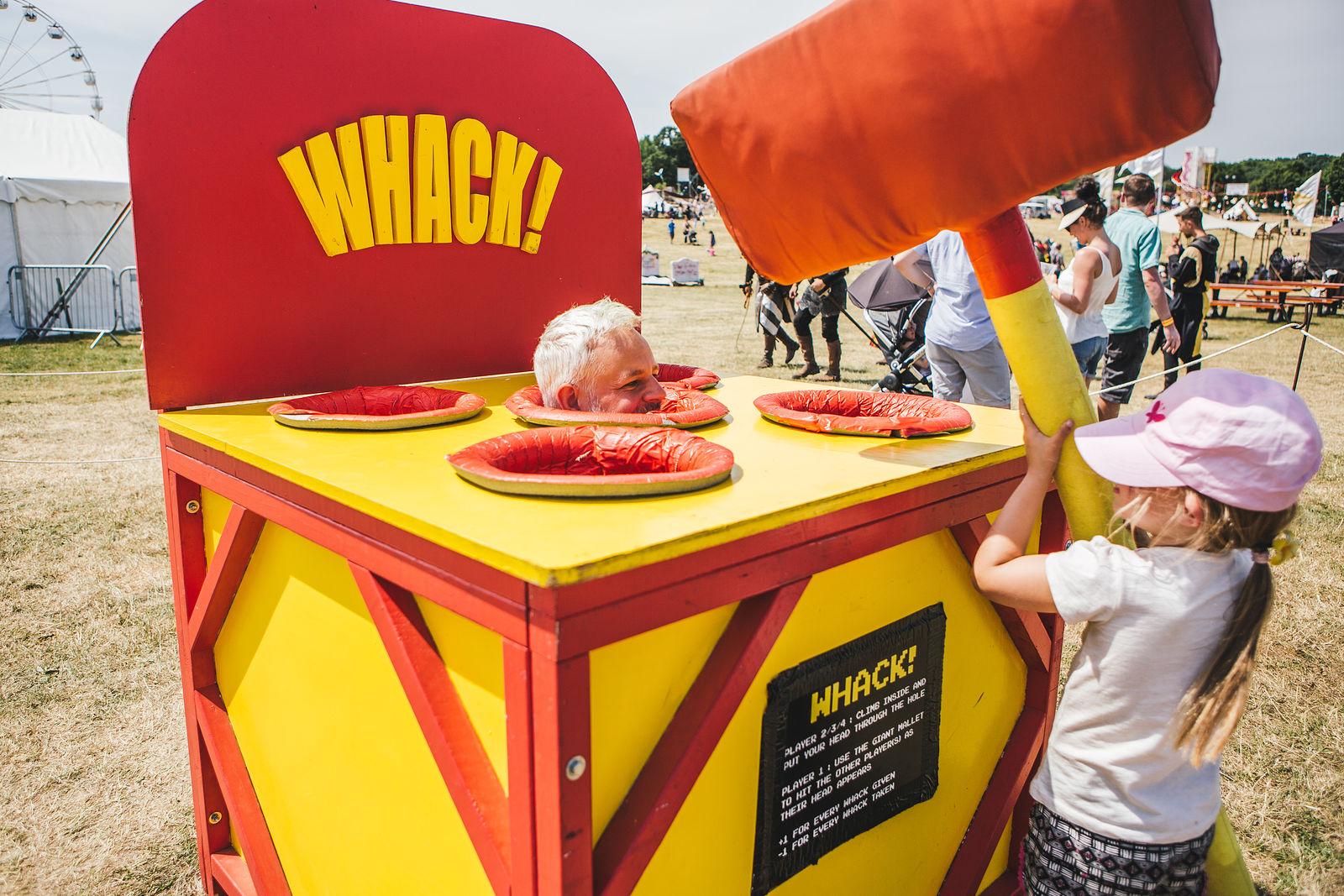 The Actual Reality Arcade