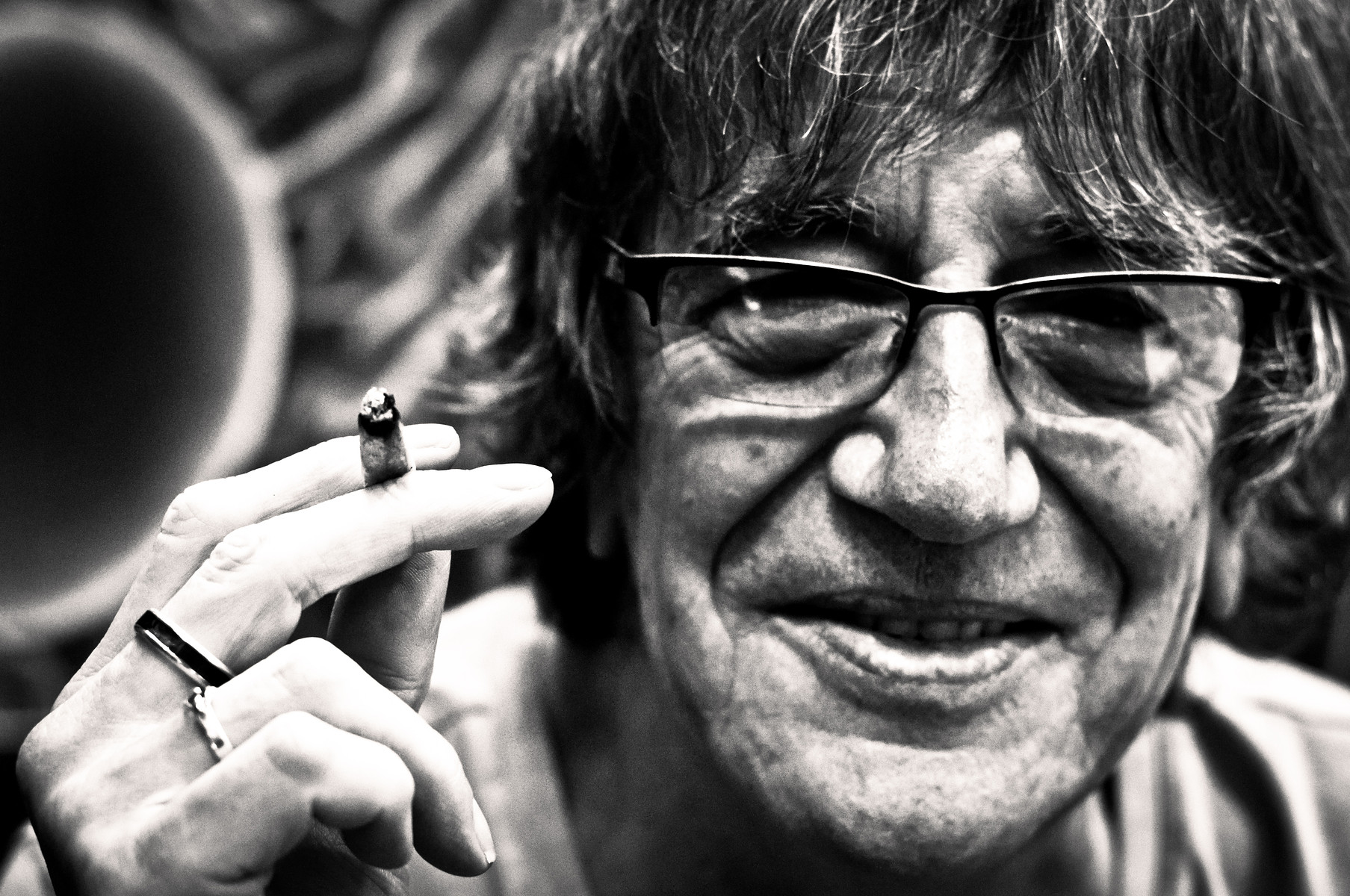Howard Marks a.k.a 'Mr.Nice'