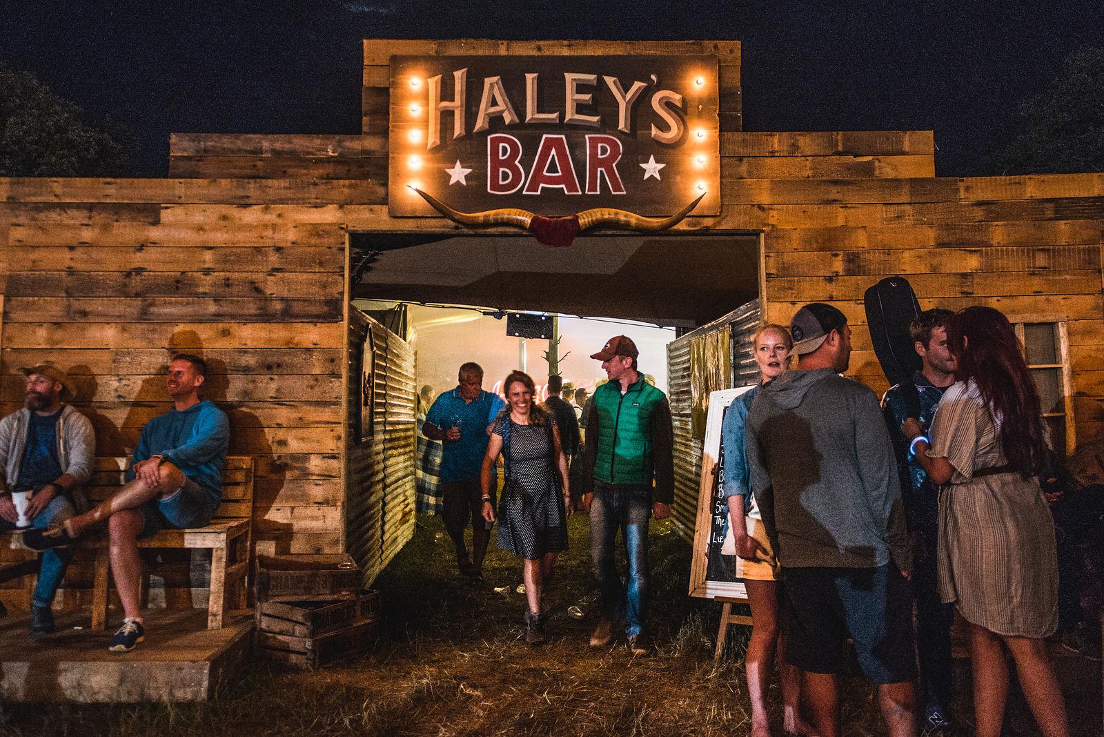 Haley's Bar