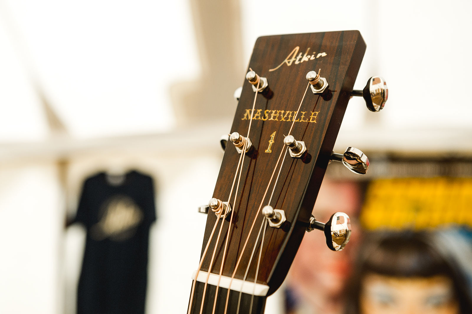 Atkin Guitars