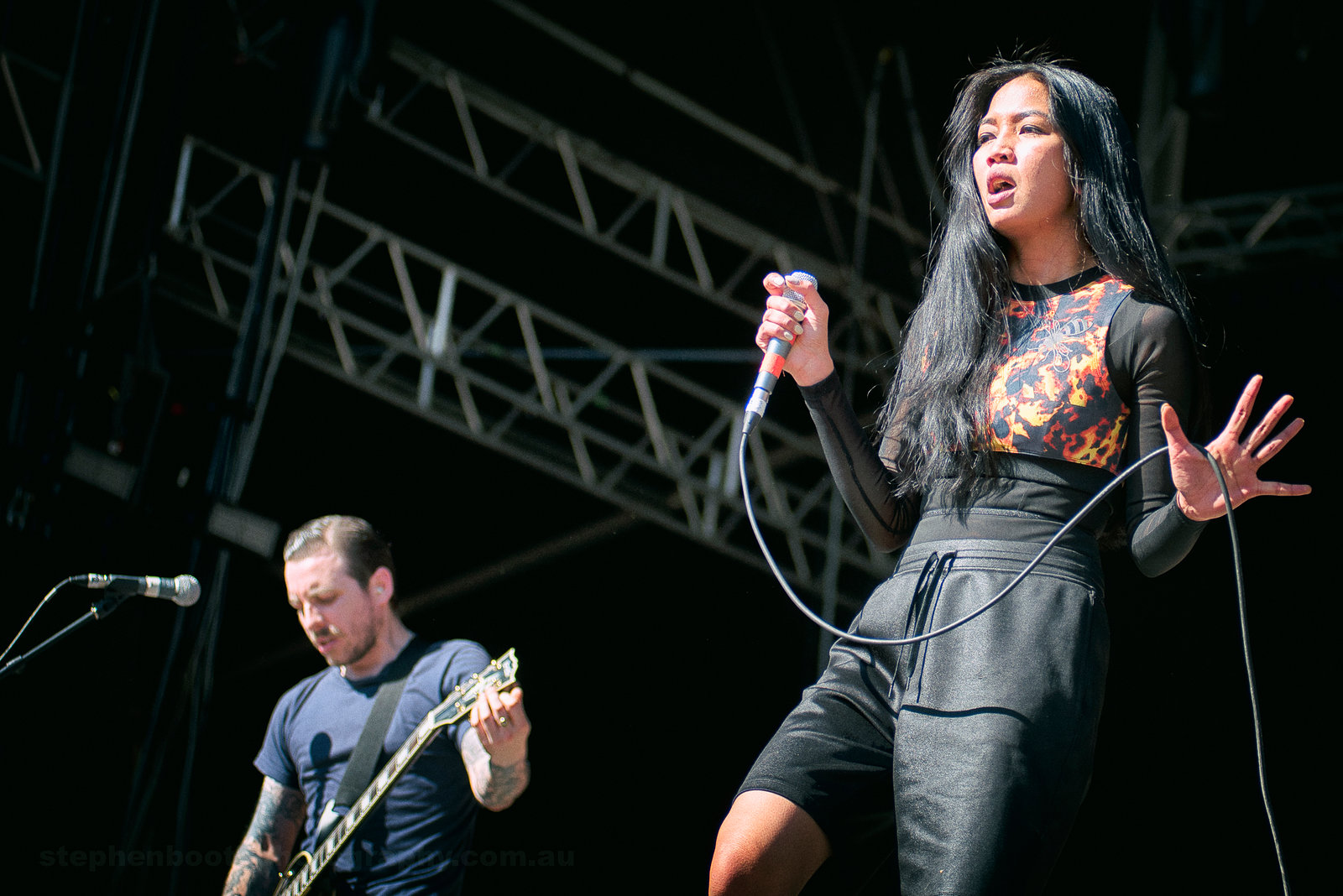 High Tension - SITG 2016