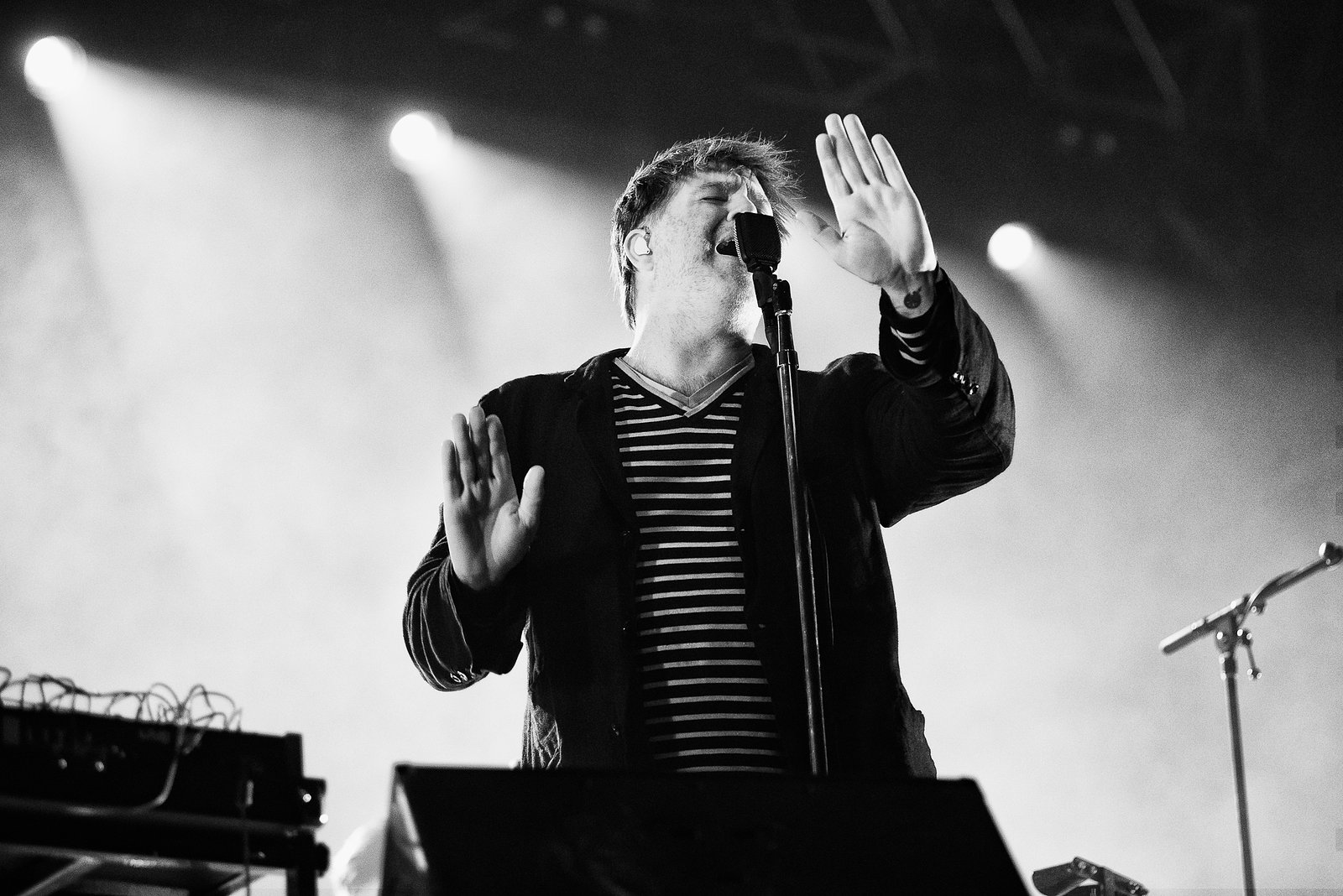LCD Soundsystem - SITG 2017 - Photo By Stephen Booth