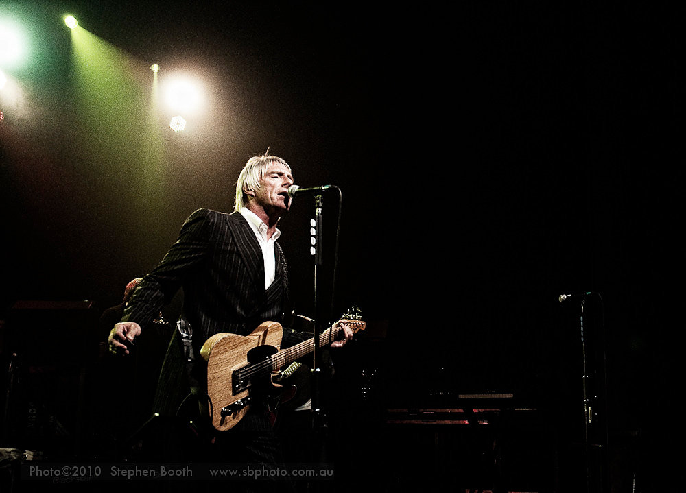 Paul Weller - October 2010