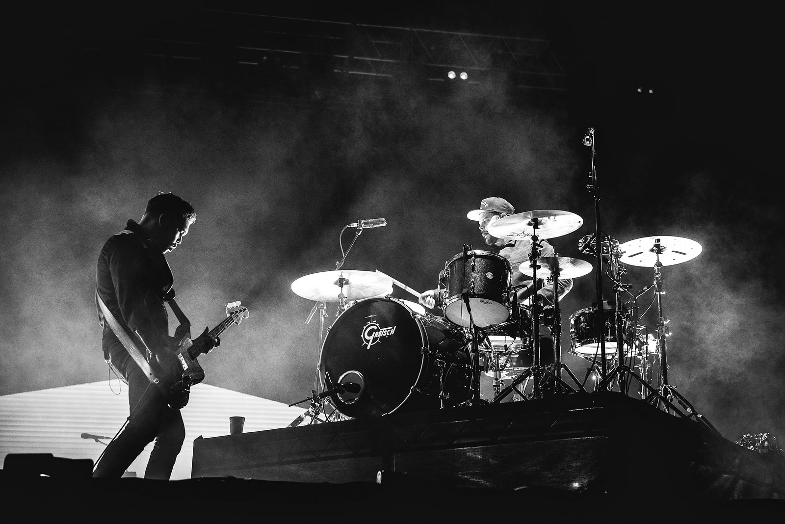 Royal Blood - SITG 2017 - Photo By Stephen Booth