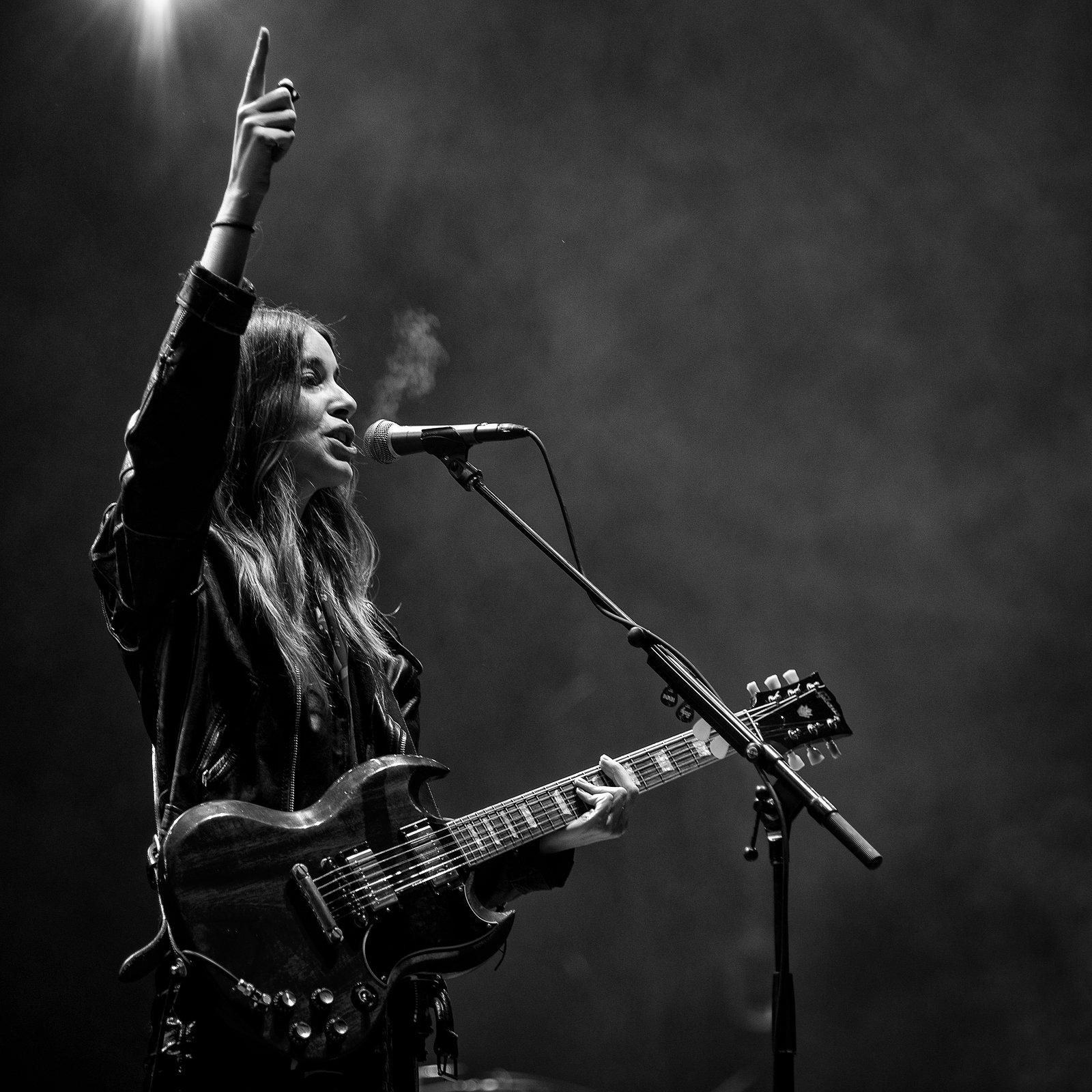 Haim  - SITG 2017 - Photo By Stephen Booth