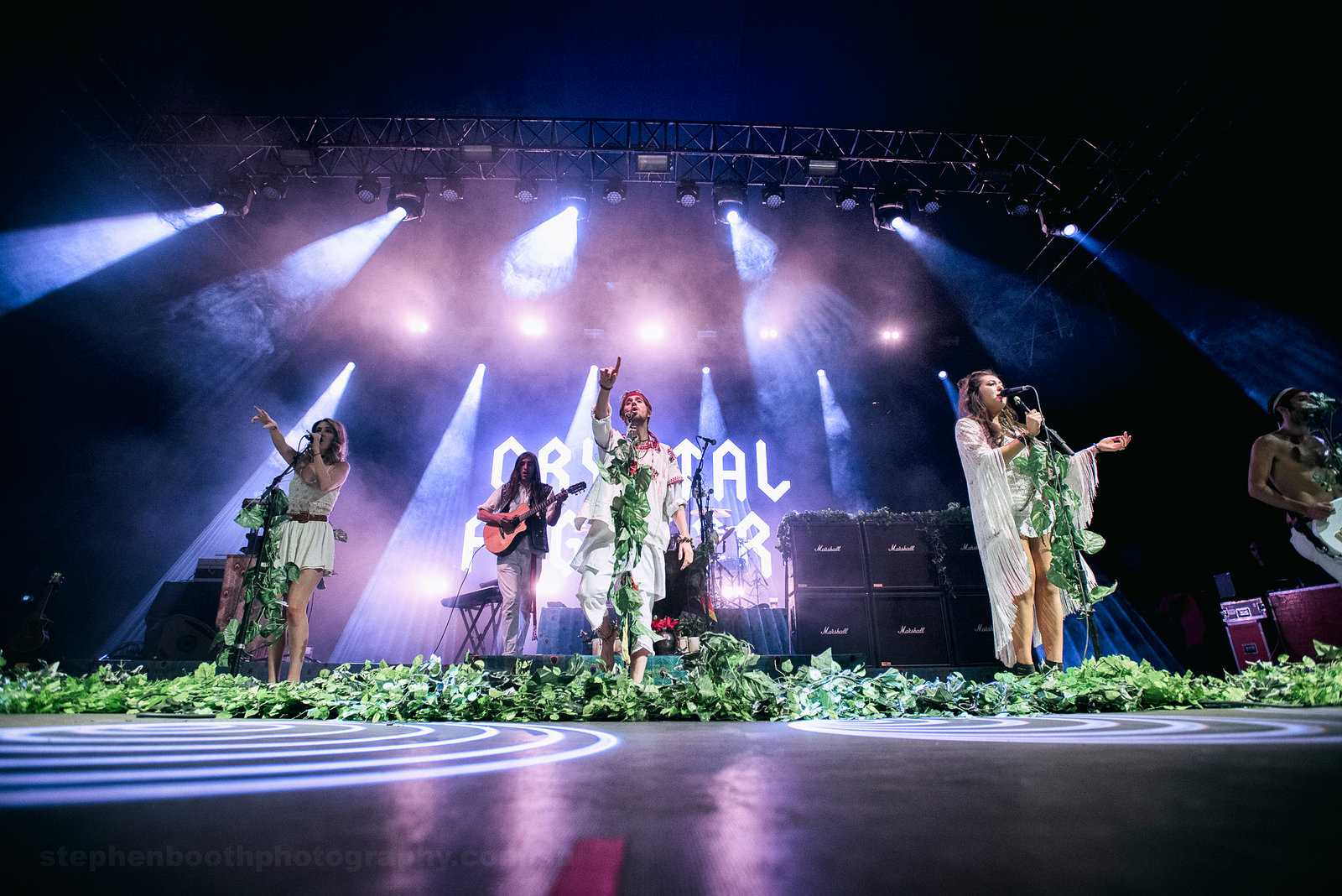 Crystal Fighters - SITG 2016