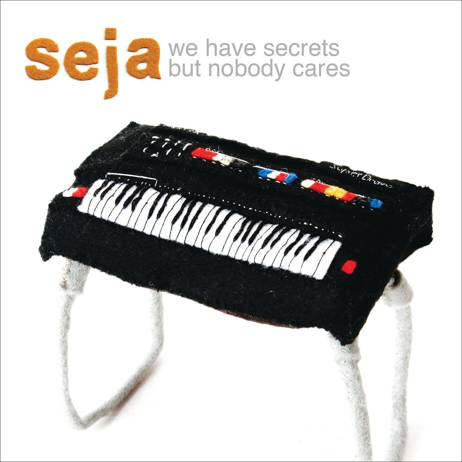 Seja - Album Cover