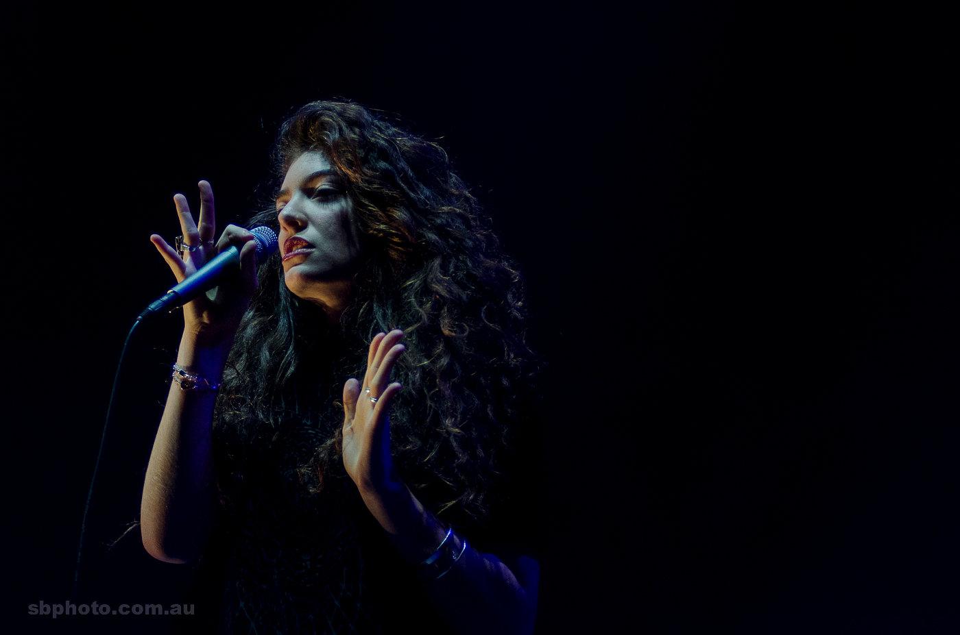Lorde - SITG 2013