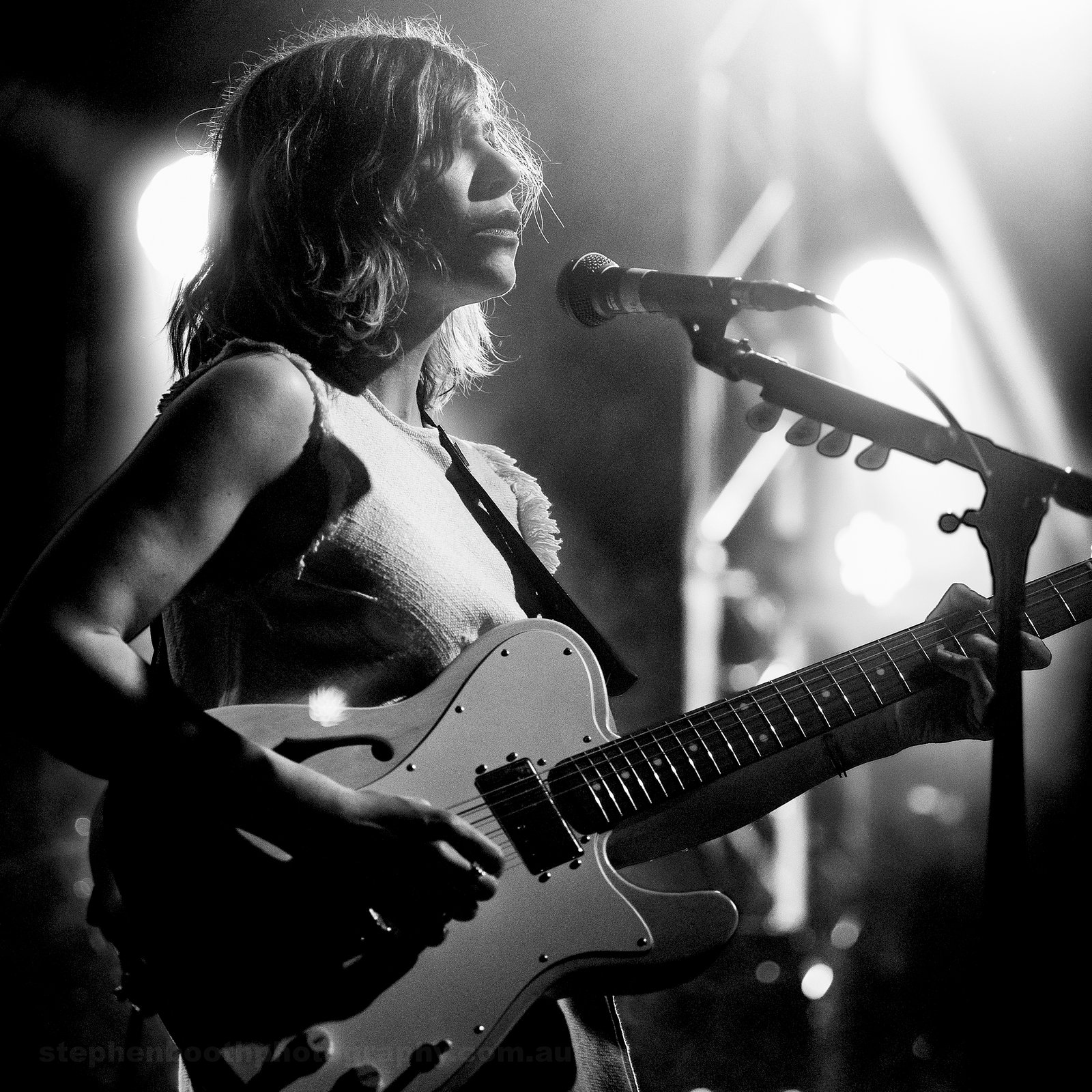 Carrie Brownstein / Sleater-Kinney 2016
