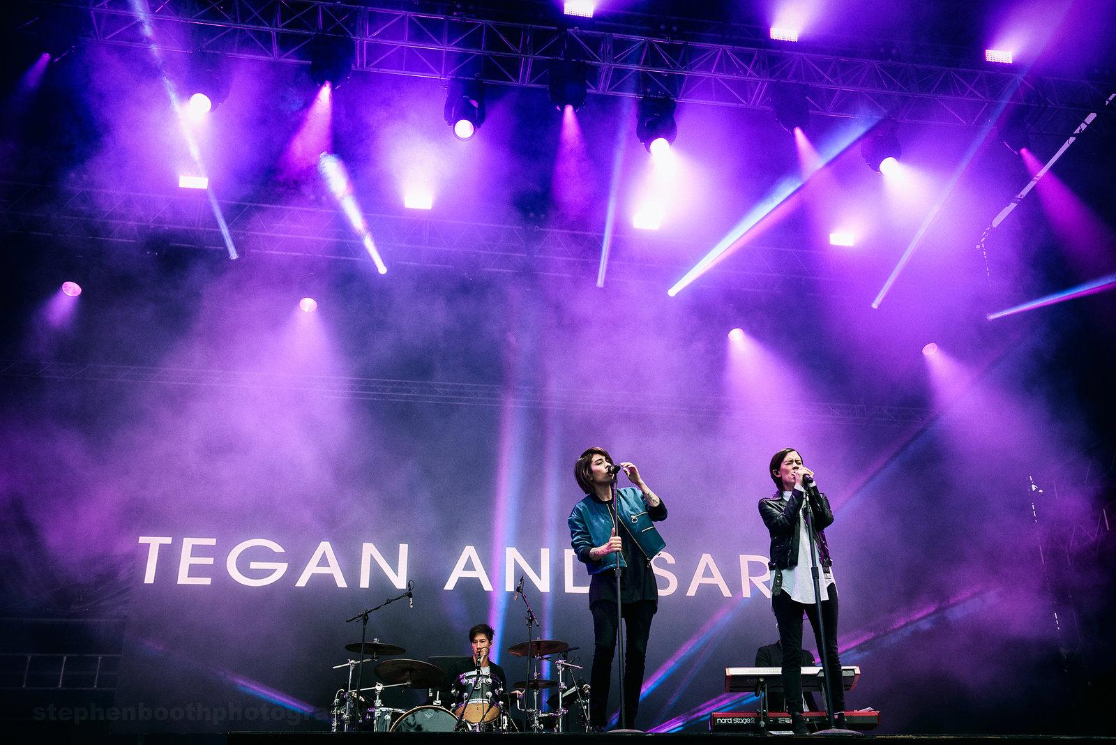 Tegan and Sara - SITG 2016