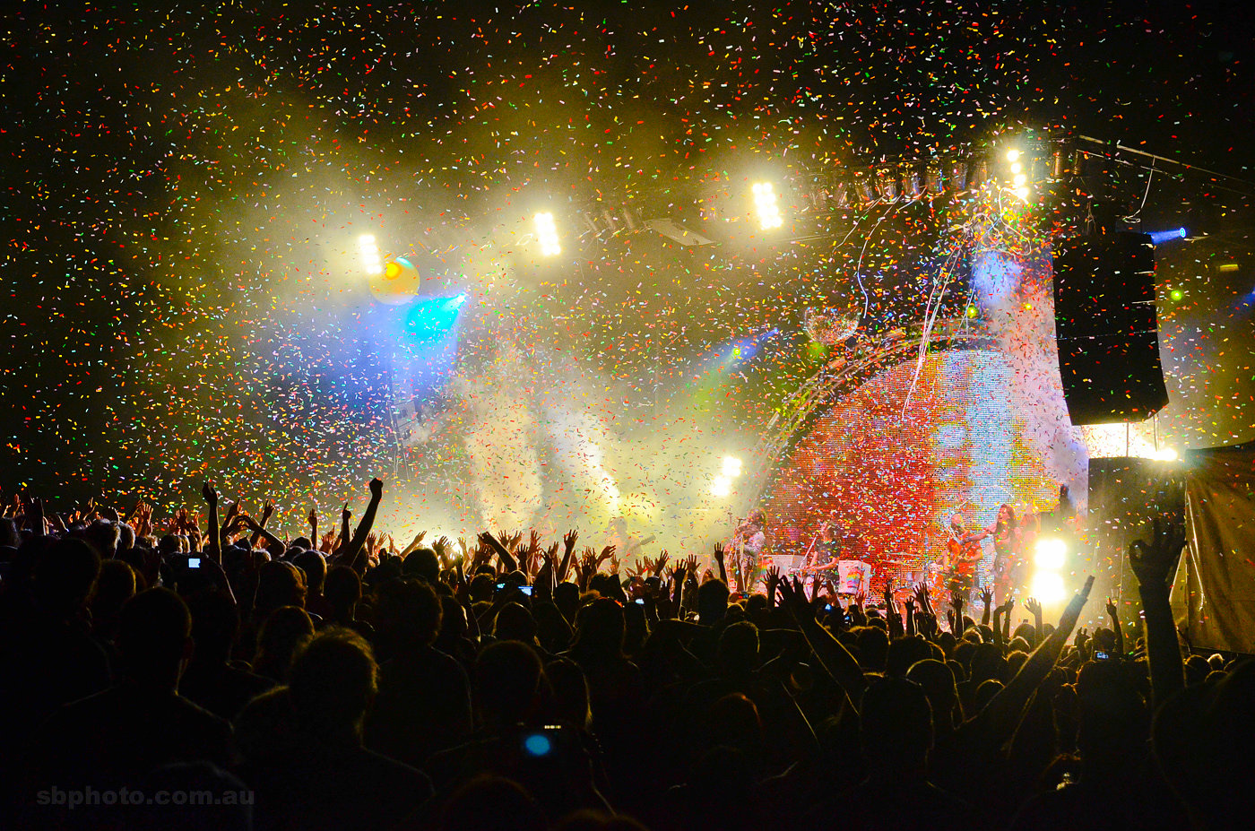 The Flaming Lips 2011