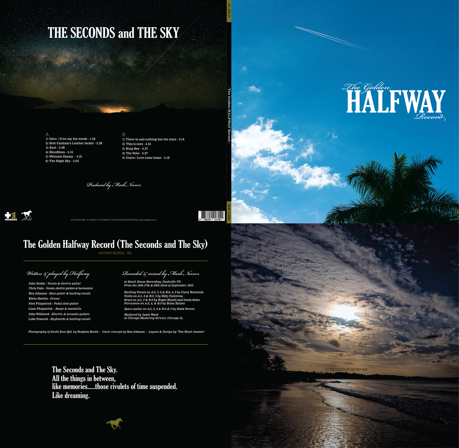The Golden Halfway Record - 2016